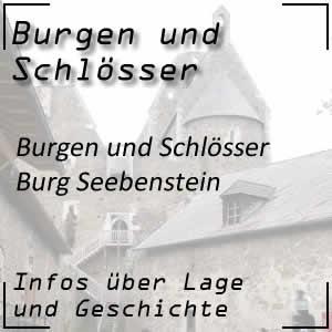 Burg Seebenstein Niederösterreich