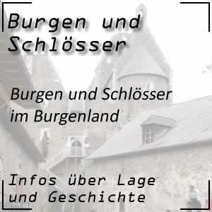 Burgen und Schlösser im Burgenland
