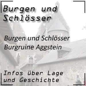 Burgruine Aggstein in der Wachau
