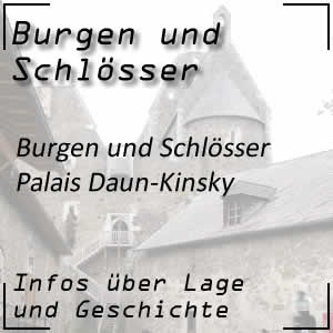 Palais Daun-Kinsky in Wien