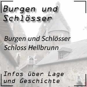 Schloss Hellbrunn in der Stadt Salzburg
