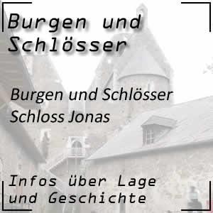 Schloss Jonas oder Jonas Schlössle in Götzis Vorarlberg