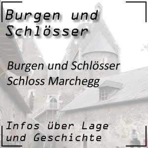 Schloss Marchegg in Niederösterreich