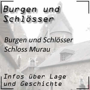 Schloss Murau in der Steiermark