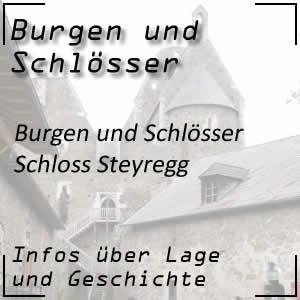Schloss Steyregg in Oberösterreich