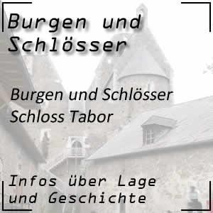 Schloss Tabor im Burgenland