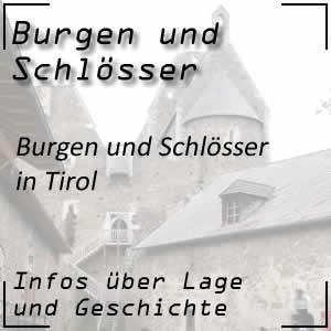 Burgen und Schlösser in Tirol