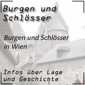 Burgen und Schlösser in Wien