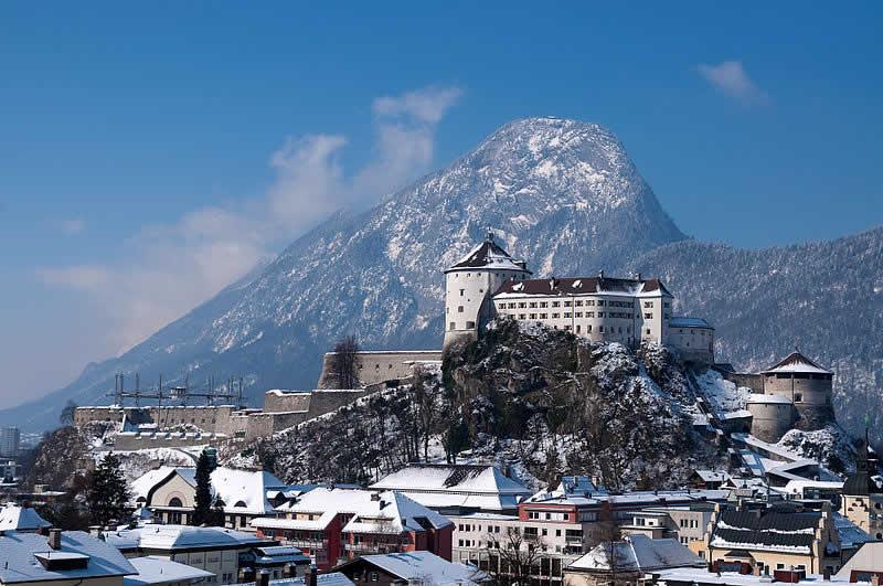Festung Kufstein Tirol