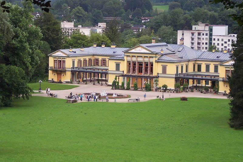 Kaiservilla Bad Ischl im Salzkammergut