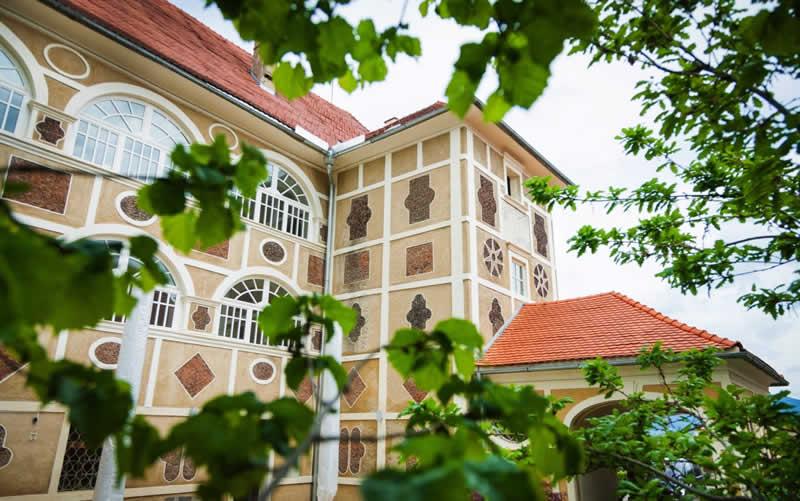 Schloss Farrach in Zeltweg