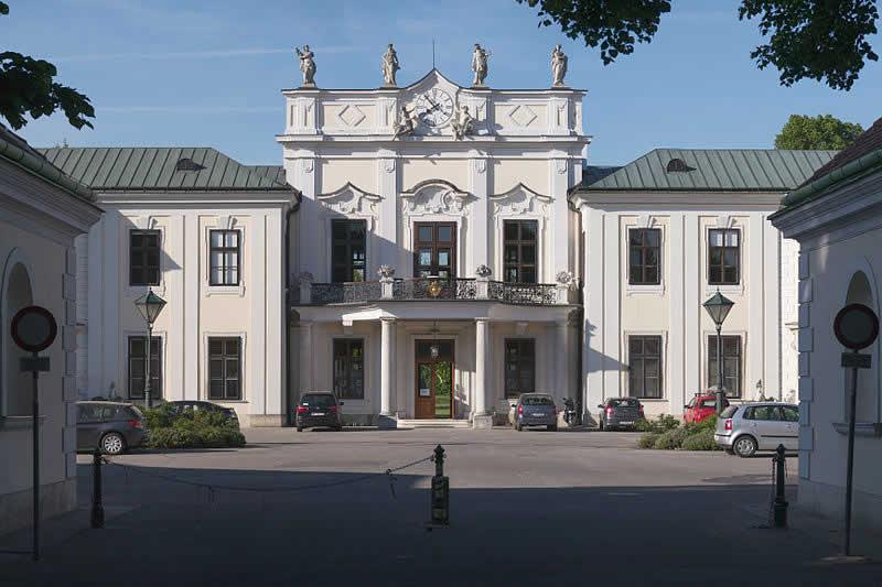 Schloss Hetzendorf in Wien