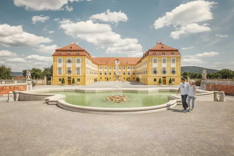 Schloss Hof in Schlosshof Niederösterreich