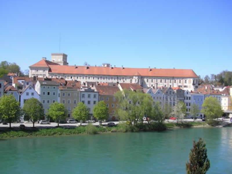 Schloss Lamberg in Steyr Oberösterreich