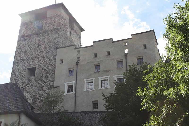 Schloss Landeck in Tirol