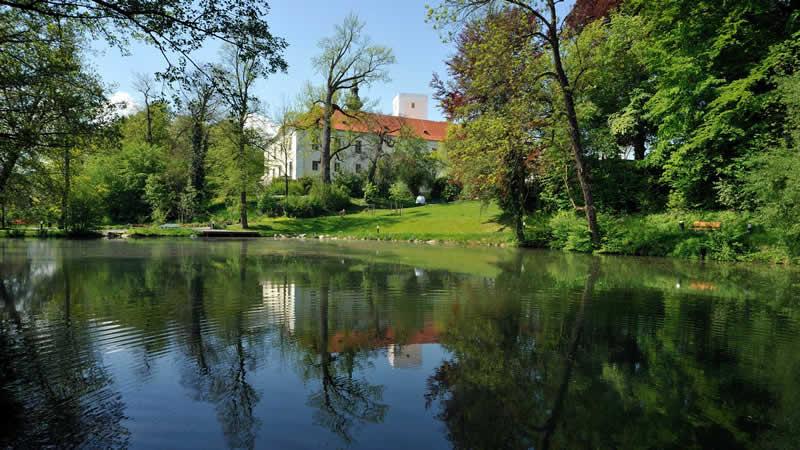 Schloss Sankt Peter in der Au in Niederösterreich