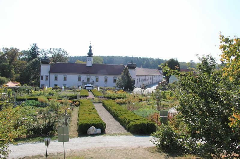 Schloss Schiltern in Langenlois Niederösterreich