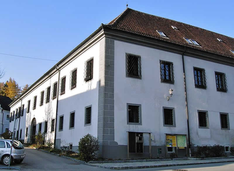 Schloss Sierning Oberösterreich