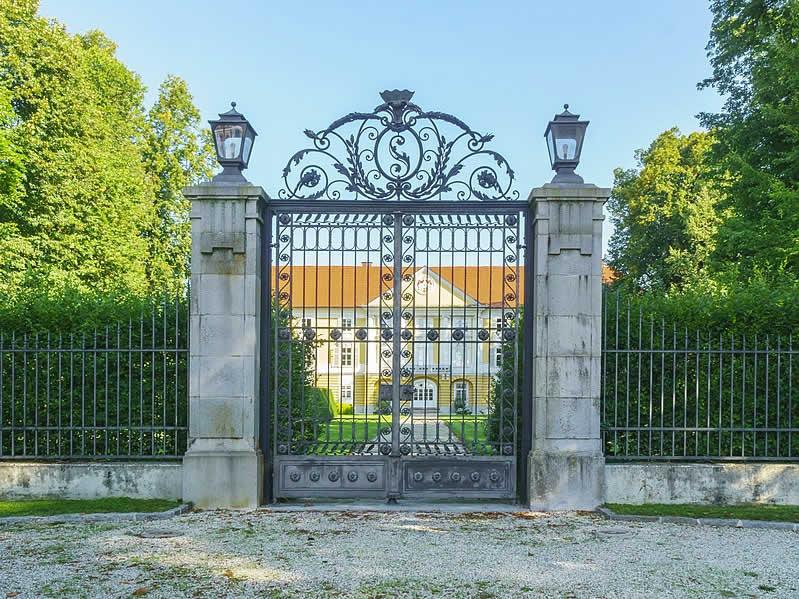 Schloss Eferding oder Schloss Starhemberg Oberösterreich