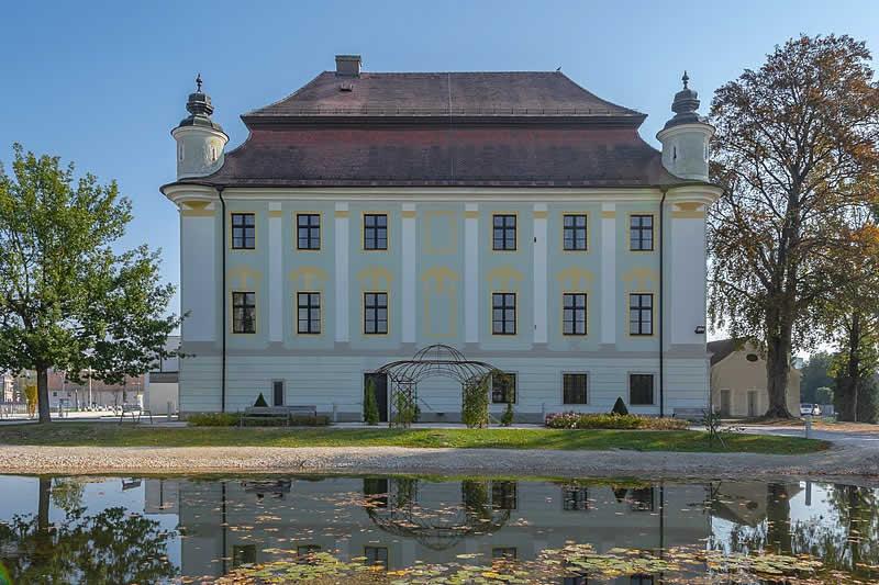 Schloss Traun in Oberösterreich