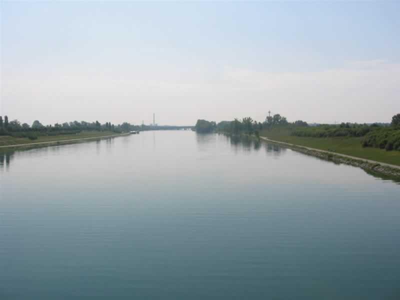 Donauinsel Erholung Freizeit