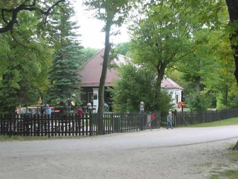 Lainzer Tiergarten Rohrhaus Jausenstation