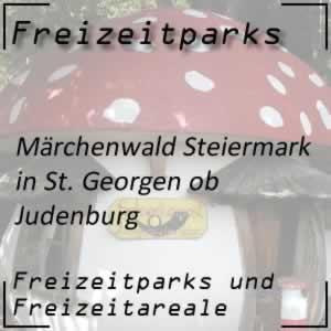 Freizeitpark Märchenwald Steiermark mit Märchenfiguren