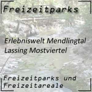 Erlebniswelt Mendlingtal Holztriftanlage