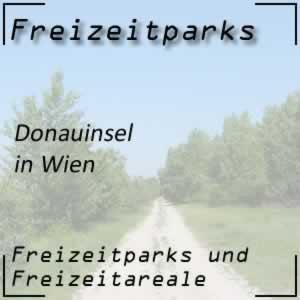 Freizeitpark Donauinsel in Wien