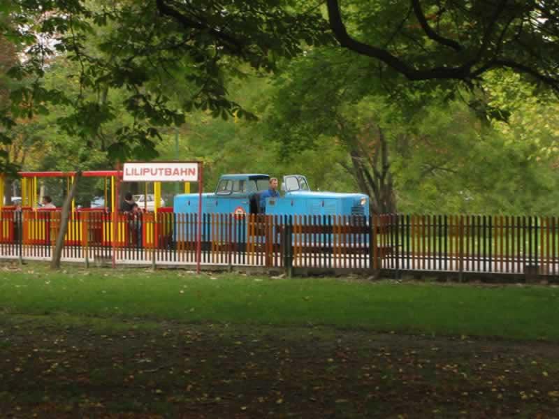 Wiener Prater Liliputbahn