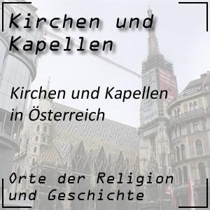 Kirchen - Kapellen