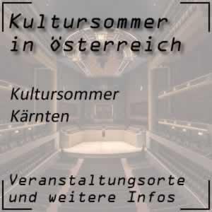 Kultursommer Kärnten