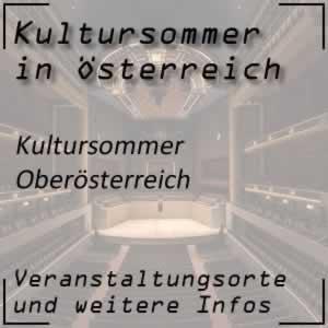 Kultursommer Oberösterreich
