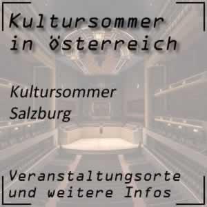 Kultursommer Salzburg