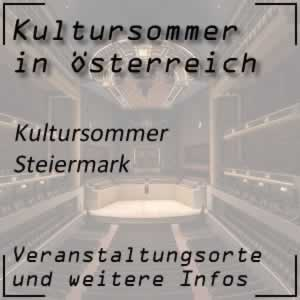 Kultursommer Steiermark