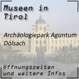 Archäologiepark Aguntum in Dölsach