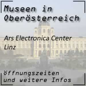 Linz: Ars Electronica Center