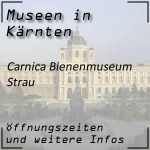 Strau: Bienenmuseum