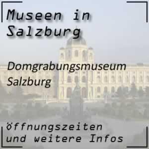 Domgrabungsmuseum Salzburg