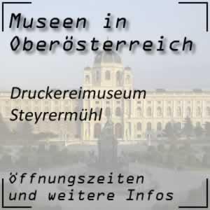 Druckereimuseum Steyrermühl