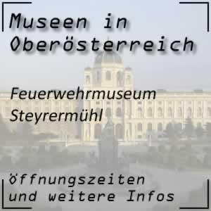 Steyrermühl: Feuerwehrmuseum