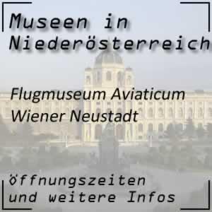 Flugmuseum Aviaticum Wiener Neustadt