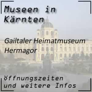 Gailtaler Heimatmuseum Hermagor