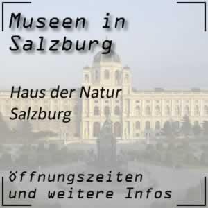 Salzburg: Haus der Natur