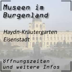 Haydn-Kräutergarten Eisenstadt