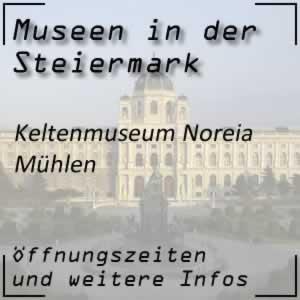 Mühlen: Keltenmuseum Noreia