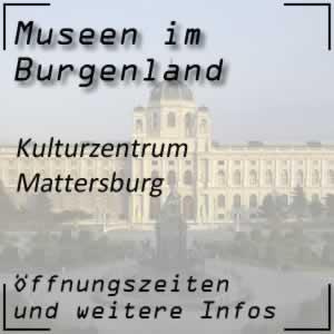 Kulturzentrum Mattersburg Ausstellungen