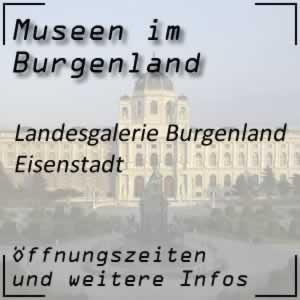 Eisenstadt: Landesgalerie Burgenland