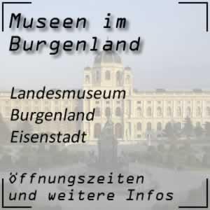 Landesmuseum Burgenland in Eisenstadt