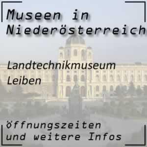 Leiben: Landtechnikmuseum